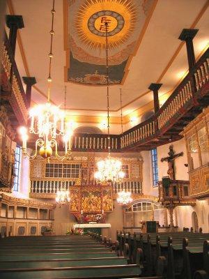 St. Johannis Scheibenberg